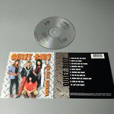 Quiet Riot - Winners Take All 2002 USA CD VG #1056