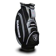 NEW Team Golf NFL Oakland Raiders Victory Cart Bag