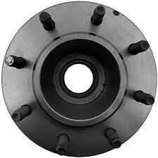Disc Brake Rotor and Hub Assembly Front Reman fits 01-02 Ford F-350 Super Duty