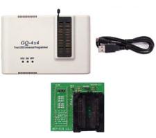 GQ PRG-108 GQ-4X V4 (GQ-4X4) Programmer With ADP-019 V2 PSOP44 adapter 29F400