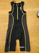 New listing Triathalon Childrens Trisuit Zone 3 size small