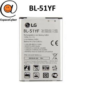 LG Battery BL-51YF G4 H810 H815 H818 H819 Stylus H635 - 3000 MAH