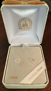 Mickey Mouse earrings (Authentic Disney  Parks) Brand New - Sterling Silver #2