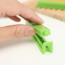 Kitchen Storage Food Snack Seal Sealing Bag Clips Sealer Clamp Plastic Tool 5Pcs