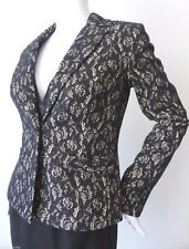 REVIEW  Long Sleeve Lace Jacket Size 8 or US 4 rrp $269.95