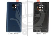 Official Huawei Mate 20 X Midnight Blue Battery Cover - 02352GGX