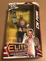 WWE CM Punk Elite Figure Series 20