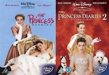 The Princess Diaries Part 1-2 2008 John Rhys Davies, Julie Andrews NEW UK R2 DVD