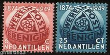 Netherlands Antilles - Scott #206-7 - Mint VF-NH - 1949 Set