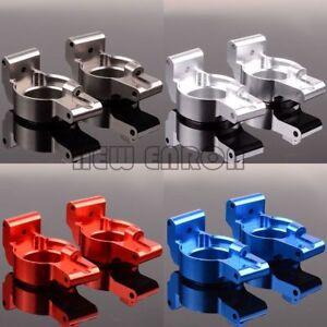RC 1/5 Aluminum Caster blocks (c-hubs) left & right For Traxxas X-Maxx 77076-4