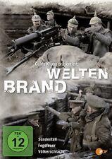 DVD * Weltenbrand Teil 1-3 * NEU OVP