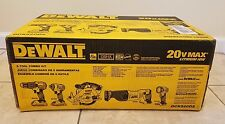 DEWALT 20-Volt Max Lithium-Ion Cordless Combo Kit (5-Tool) Model # DCK520D2
