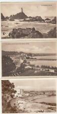 JERSEY : 3 X  Postcards  -   Channel Islands ( E14)