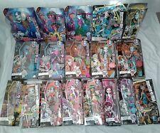Lot of 18 New Monster High Dolls
