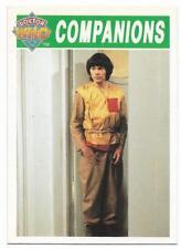 1994 Cornerstone DR WHO Base Card (82) Companions