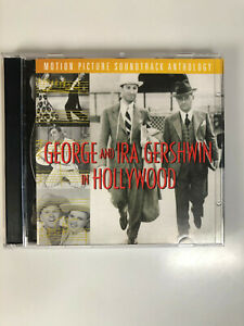 CD George and Ira Gershwin In Hollywood - Motion Picture Soundtrack Anthology