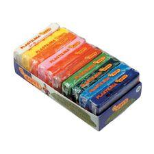 Jovi plastilina bandeja con 1 pastilla de 50 GR colores surtidos