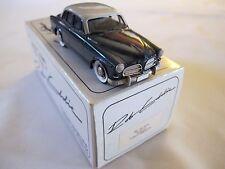 Brooklin Models RobEddie No.9 1957 Volvo Amazon 120 1/43 Dark Blue/Gray  Rare