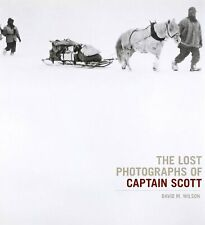 The Lost Photographs Of Captain Scott (HB, 2011)