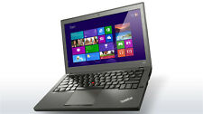 Lenovo ThinkPad x 240 i5-4300u 1 , 90ghz 8GB 512GB SSD 12,5 HD 1366x768 20am
