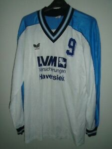 Vintage Erima TUS Spenge Handball Shirt Large Mans Number 9 Volleyball Germany