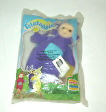 Clip On Teletubbies Purple Burger King  Puppet Sealed