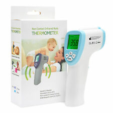 Infrared Temperature Gun Non Contact Digital LCD Forehead Baby Adult Thermometer