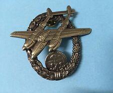 WW II P-38 Lighting Service in the Pacific Theatre Commemorative Badge