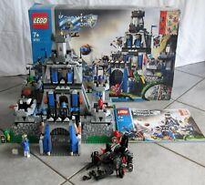 Lego KNIGHTS KINGDOM Große Burg von Morica 8781! OVP + BA! VOLLSTÄNDIG + EXTRAS