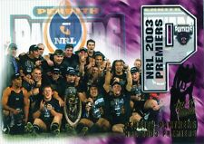 2004 NRL CASE CARD
