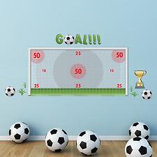 Vamos a jugar al fútbol Juegos Pegatinas De Pared Para Niños Niño Habitación y decir no a teléfono