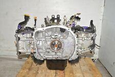 02 03 04 05 JDM SUBARU IMPREZA WRX EJ205 TURBO ENGINE HEAD BLOCK NON AVCS MOTOR