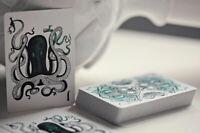 BRAND NEW Sealed FATHOM Playing Cards Water Ellusionist USPCC Deck Magic Cardist