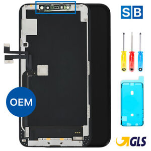 DISPLAY SOFT OLED PER APPLE IPHONE 11 PRO MAX SCHERMO TOUCH SCREEN LCD