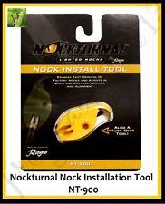 NOCKTURNAL Lighted Nock Install Tool - Install, Remove, & Turnoff Tool NT-900