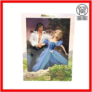 Barbie Jude Deveraux The Raider Ken Romance Novel Doll Giftset B1995 Mattel BNIB