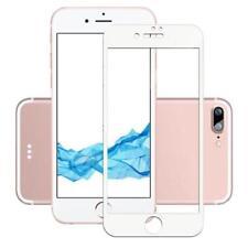 Apple iPhone 7/8 Plus VITRE EN VERRE TREMPE BLANC 3D Film Protection  Intégrale