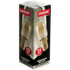 EVEREADY Ampoule de réfrigérateur/congélateur 15W d'appareil SES E14 culot à vis