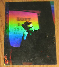 JAMES DEAN HOLOGRAM TRADING CARD 1992 Prototype That Was Never Produced