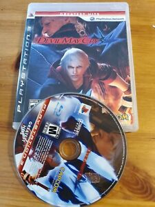 Devil May Cry 4 TESTED PS3 GAME Sony PlayStation 3, 2008) NO MANUAL