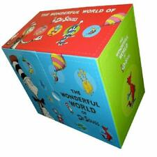 The Wonderful World of Dr Seuss 20 Books Collection -  Gift Box Set