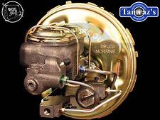69 Camaro Firebird Delco Casting Brake Master Cylinder Booster w/ Valve Assembly