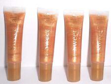 4pcs Victoria's Secret Sweet Talk shimmer lip gloss .25oz CHERRY VANILLA SHIMMER