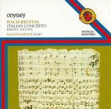 J.S. Bach,J.S. Bach,Gould : Partita 4 / Italian Concerto / Toccata in E Minor CD