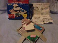 Micro Machines, Galoob, Pink Motel, Boxed, Good Condition