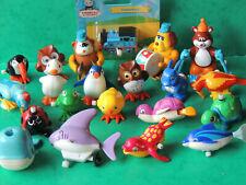 TOMY Wind-up vintage walking toy 80/90's comics Tubbies swimming - à l'unité