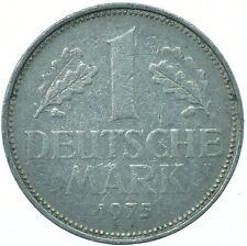 1975 GERMANY 1 MARK COIN / NICE COLLECTIBLE ITEM   #WT31600