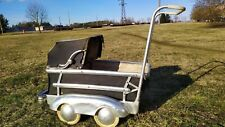 Rare German Art Deco  Vintage 1930s. Baby stroller buggy carriage Torck