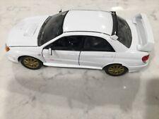 1:25 Motormax 2006 Subaru Impreza WRX STI  Diecast - #73330