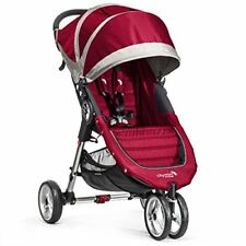 Baby Jogger Passeggino City Mini 3 Crimson-gray